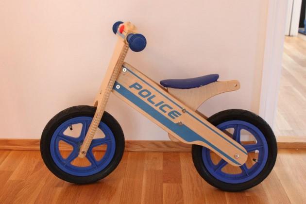 politisykkel